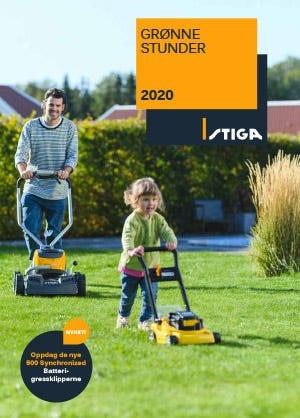 STIGA Grønne Stunder 2020