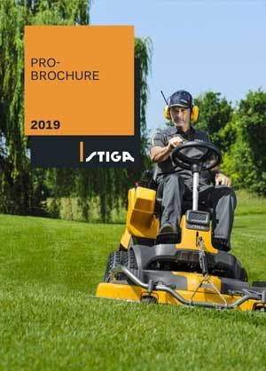 STIGA Pro-brochure 2019