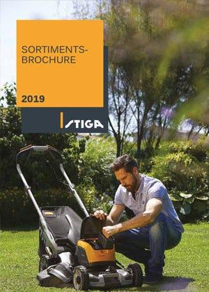 STIGA sortiment 2019
