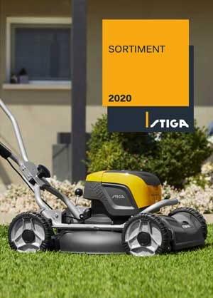 STIGA Rangekatalog 2020