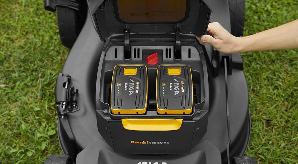 STIGA 900-serien, Combi-plæneklipper