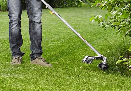 STIGA decespugliatori - taglio dell'erba