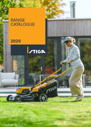 STIGA catalogue 2020 INT